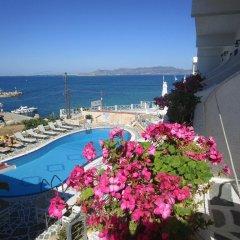 Hotel Milos балкон