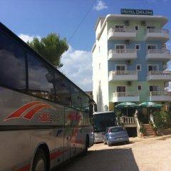 Driloni Hotel городской автобус