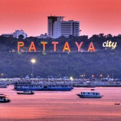 Отель Red Planet Pattaya Таиланд, Паттайя - 12 отзывов об отеле, цены и фото номеров - забронировать отель Red Planet Pattaya онлайн пляж фото 2