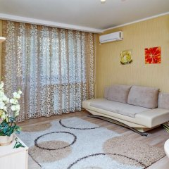 Апартаменты Apartments on Chernishevskogo комната для гостей фото 5