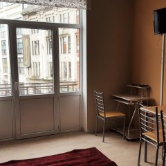Отель Résidence Muken Бельгия, Брюссель - отзывы, цены и фото номеров - забронировать отель Résidence Muken онлайн балкон