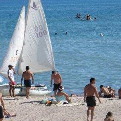 Отель Голубой Иссык-Куль пляж фото 2