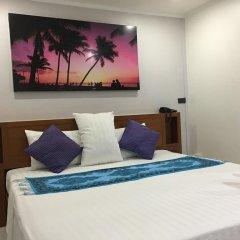 Galaxy Suites Pattaya Hotel Паттайя комната для гостей фото 4