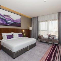 Отель Flora Al Barsha Mall of the Emirates 4* Стандартный номер с различными типами кроватей фото 9
