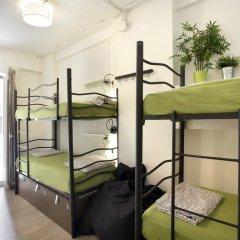 Gracia City Hostel Кровать в общем номере с двухъярусной кроватью