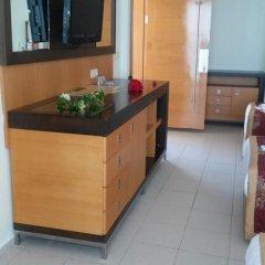 Yali Hotel 3* Стандартный номер с различными типами кроватей фото 5