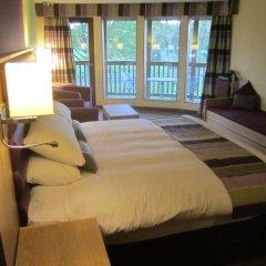 Gullivers Hotel 3* Представительский люкс с различными типами кроватей фото 5