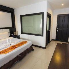 Отель Star Patong 3* Стандартный номер двуспальная кровать фото 7