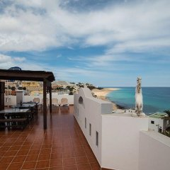 Отель Apartahotel Alta Vista Морро Жабле пляж