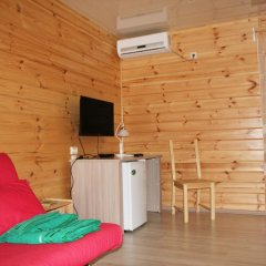 Гостиница Guest house Pine Forest сейф в номере