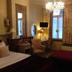 Отель Botaniek Бельгия, Брюгге - отзывы, цены и фото номеров - забронировать отель Botaniek онлайн комната для гостей фото 4