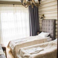 Гостиница Эко-парк Времена года Номер Комфорт разные типы кроватей фото 11