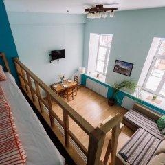 Апартаменты В Центре Апартаменты с разными типами кроватей фото 24