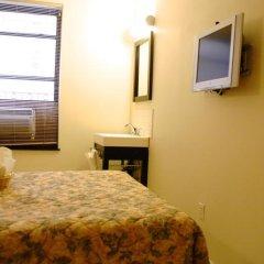 Отель Americana Inn 2* Стандартный номер с двуспальной кроватью (общая ванная комната) фото 9