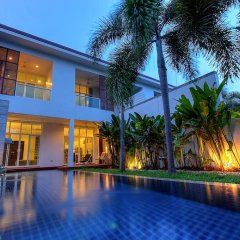 Отель Bang Tao Beach Pool Villa бассейн фото 3