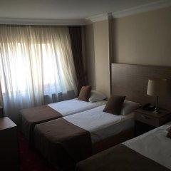 Hotel Büyük Sahinler 4* Стандартный семейный номер с различными типами кроватей фото 4