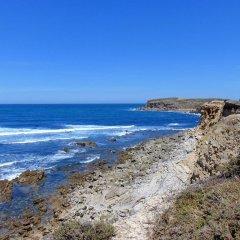 Отель Surf Peniche Ocean View пляж