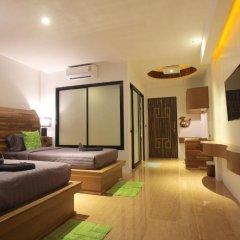 Отель AC 2 Resort 3* Номер Делюкс с различными типами кроватей фото 32