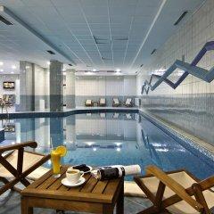 Отель TES Flora Apartments Болгария, Боровец - отзывы, цены и фото номеров - забронировать отель TES Flora Apartments онлайн бассейн