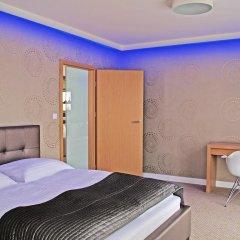 Отель Invite Wroclaw 4* Стандартный номер с двуспальной кроватью фото 5