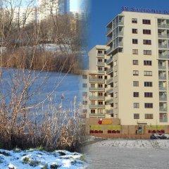 Отель Apartamenty Silver Premium Апартаменты с различными типами кроватей фото 15