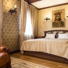 Historical Hotel Fortetsya Hetmana 4* Люкс с различными типами кроватей фото 6