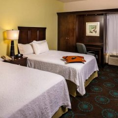 Отель Hampton Inn & Suites Houston-Medical Ctr-Reliant Park 3* Стандартный номер фото 2
