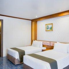 Отель Thanthip Beach Resort 3* Улучшенный номер с различными типами кроватей фото 7