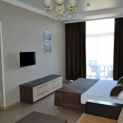 Hotel Gold&Glass Стандартный номер с двуспальной кроватью фото 6