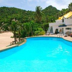 Отель Montalay Eco- Cottage бассейн фото 3