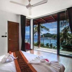 Отель Villas Del Sol Koh Tao Таиланд, Шарк-Бей - отзывы, цены и фото номеров - забронировать отель Villas Del Sol Koh Tao онлайн комната для гостей фото 2