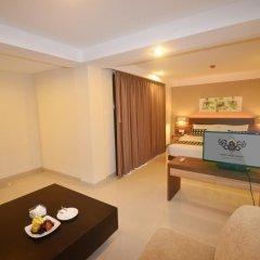 Отель Grand Barong Resort 3* Люкс с различными типами кроватей фото 5