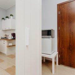 Отель Grey Apartments II Польша, Вроцлав - отзывы, цены и фото номеров - забронировать отель Grey Apartments II онлайн удобства в номере фото 2