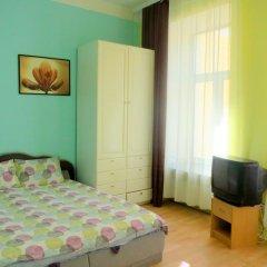 Апартаменты Apartments na Naberezhnoy Kutuzova комната для гостей фото 3