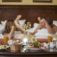 CARLSBAD PLAZA Medical Spa & Wellness hotel 5* Улучшенный номер с различными типами кроватей фото 6