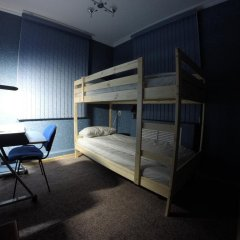 Гостиница Майкоп Сити Кровать в общем номере с двухъярусной кроватью фото 31
