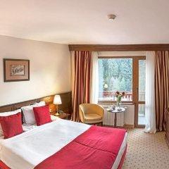 Отель Yastrebets Wellness & Spa Болгария, Боровец - отзывы, цены и фото номеров - забронировать отель Yastrebets Wellness & Spa онлайн комната для гостей фото 5