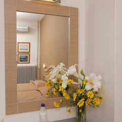 Kronos Hotel 2* Стандартный номер с различными типами кроватей фото 4