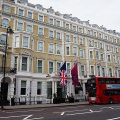Отель Crowne Plaza London Kensington городской автобус