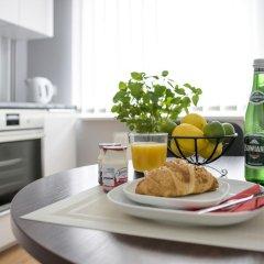 Отель PixelHome - Przy Forcie Улучшенные апартаменты с различными типами кроватей фото 48