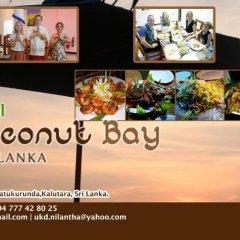 Hotel Coconut Bay интерьер отеля
