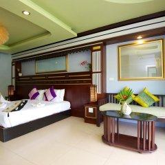 Отель Koh Tao Simple Life Resort 3* Улучшенный номер с различными типами кроватей фото 4