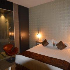Отель Amosa Liège 3* Стандартный номер с различными типами кроватей фото 2