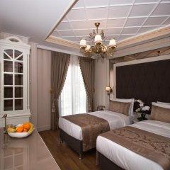 Istanbul Town Hotel 4* Номер Делюкс с различными типами кроватей фото 4