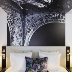 Отель Hôtel Gustave 4* Номер Делюкс с различными типами кроватей фото 8