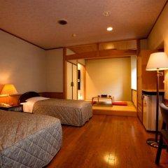 Отель Ryokan Seoto Yuoto No Yado Ukiha Хита комната для гостей фото 3