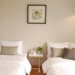 Отель The Mei Haus Hongdae 3* Стандартный номер с различными типами кроватей фото 21