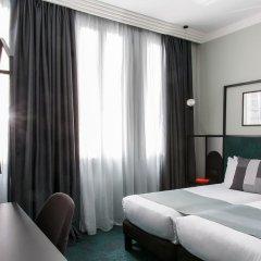 Hotel les Cigales 3* Стандартный номер с различными типами кроватей фото 2