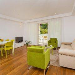 Отель Dubrovnik Luxury Residence-L`Orangerie 4* Улучшенные апартаменты с 2 отдельными кроватями фото 2