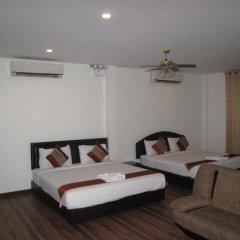 Отель QG Resort 3* Семейный номер Делюкс с двуспальной кроватью фото 5